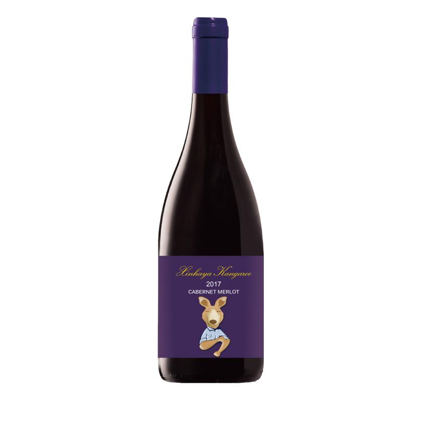 嘉本纳梅洛红葡萄酒